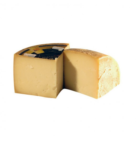 Cuña Queso 100% Oveja curado artesano Zamorano (leche cruda)