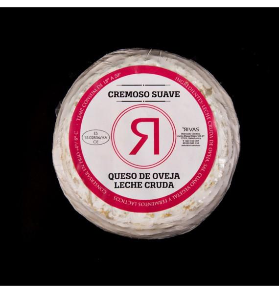 QUESO PURO DE OVEJA ARTESANO SEMI-CURADO (LECHE CRUDA).