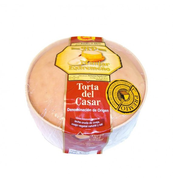 TORTA DEL CASAR MEDIANO o CREMOSO PASTA BLANDA