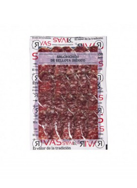 SALCHICHON DE BELLOTA IBERICO 100% NATURAL PREMIUM 90-100 GRS