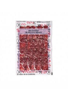 3+1 SALCHICHON BELLOTA IBERICO. ( 4 sobres al precio de 3 ).